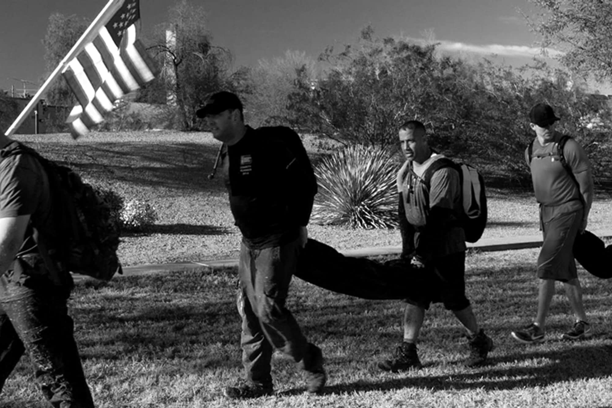 Rucking Group